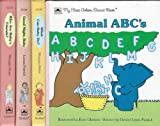 img - for Good Night, Baby/Animal ABC's/Who Are Baby's Friends?/What Can Baby Do? (My First Little Golden Board Books) book / textbook / text book