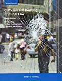 img - for Clarkson & Keating's Criminal Law: Text and Materials by Heather Keating (2014-08-31) book / textbook / text book