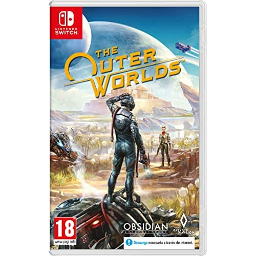 chollos oferta descuentos barato The Outer Worlds