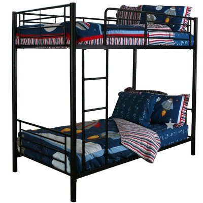 Amazon Com Twin Bunk Bed Ladder Bedroom Furniture Kids Adults