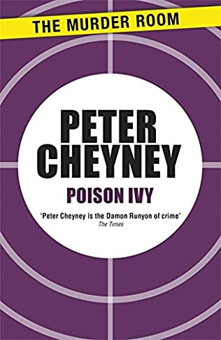book cover of Poison Ivy