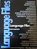 Language Files : Materials for an Introduction to Language and Linguistics, OSU Dept. of Linguistics Staff, 0814205259