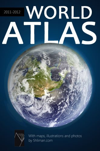 World Atlas Book 2012