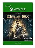 Deus Ex: Mankind Divided - Xbox One Digital Code