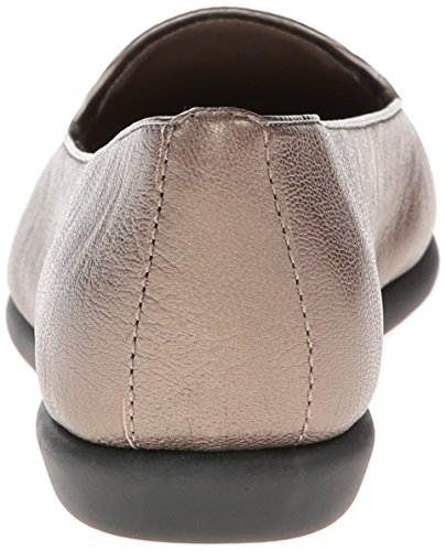 Grey Leather Greely Clarks Piatto Harper qBc6U