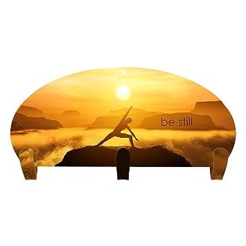 Amazon.com: Next Innovaciones Coat Rack montado en la pared ...