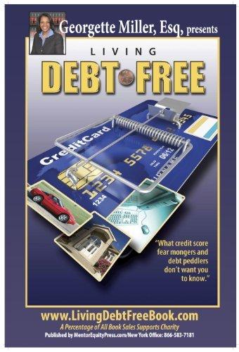 By Georgette Miller Living Debt Free (First) [Paperback]