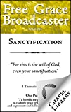 img - for Free Grace Broadcaster - Issue 215 - Sanctification book / textbook / text book