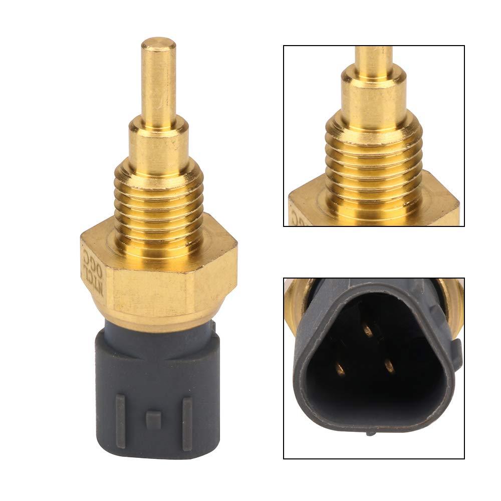 AnXin Sensor de Temperatura de Agua Honda CBR600F4i 600RR CBR929 CBR954 RC51 CB1300 ST1300 FJS NRX NSS RVT VTR ST VRF VTX