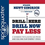 Drill Here, Drill Now, Pay Less: A Handbook for Slashing Gas Prices and Solving Our Energy Crisis | Newt Gingrich