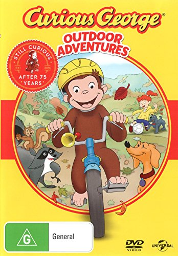 Curious George Outdoor Adventures | NON-USA Format | PAL | Region 4 Import - Australia