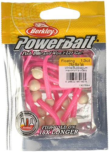 Berkley PowerBait Floating Mice Tails ()