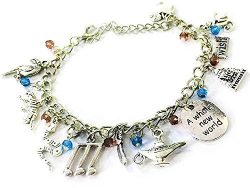 Blingsoul Genie Charm Bracelet