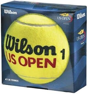 Wilson Mini Balle, US Open 5 Mini Jumbo, Jaune, WRT1415U XM9RN|#Wilson