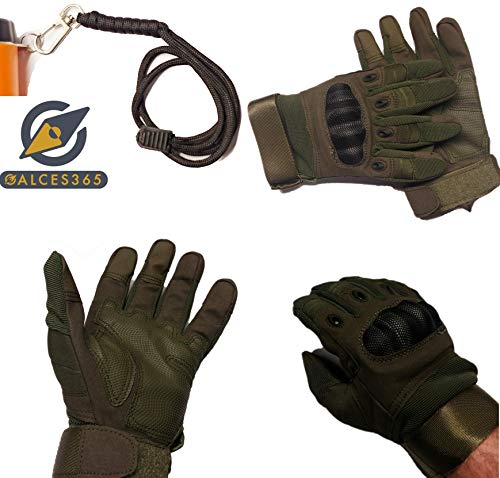 Purchase Calces365 Metal Detector Detectorist Digging Gloves, Extra Protection and Finger Reinforced...