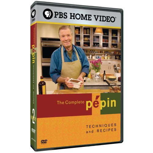 The Complete Pepin: Techniques and Recipes by PBS