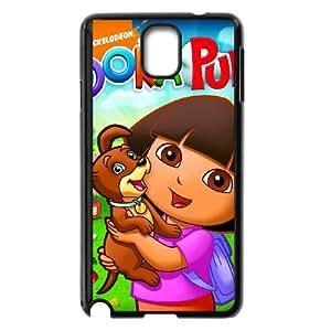 Samsung Galaxy Note 3 Cases Cell Phone Case Cover Cartoon Dora The Explorer 6R67R838117