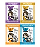 BFF 3 Oz Cat Food Variety 12 Pouches with 4 Flavors – Baby-Cakes, Tickles, Charm Me, and Sweet-Cheeks