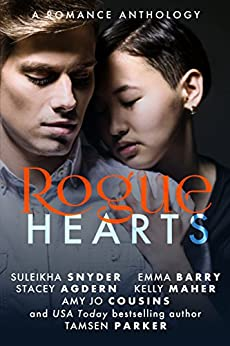 Rogue Hearts (The Rogue Series Book 4) by [Parker, Tamsen, Agdern, Stacey, Barry, Emma, Cousins, Amy Jo, Maher, Kelly, Snyder, Suleikha]