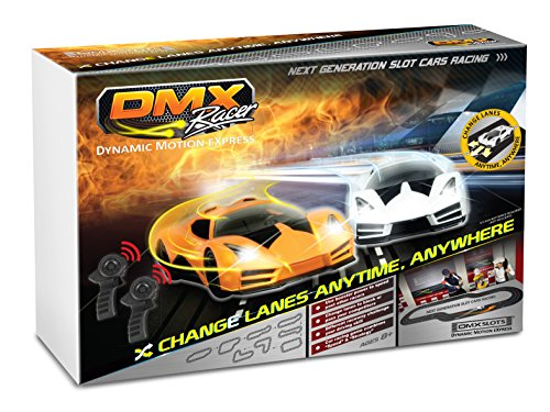 DMXslots Racer G2 (Instant Speed Controller) Vehicle from DMXslots