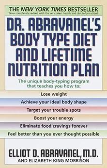 Abravanels Body Type Lifetime Nutrition ebook product image