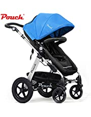 2 in 1 Baby PRAM Baby Stroller Jogger with Bassinet