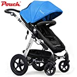 2 in 1 Baby PRAM Baby Stroller Jogger with Bassinet