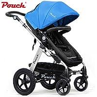 Brand New 2 in 1 Baby PRAM Baby Stroller Jogger with Bassinet
