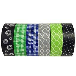 Allydrew Washi Masking Tape Collection, Premium Value Pack, VPK26