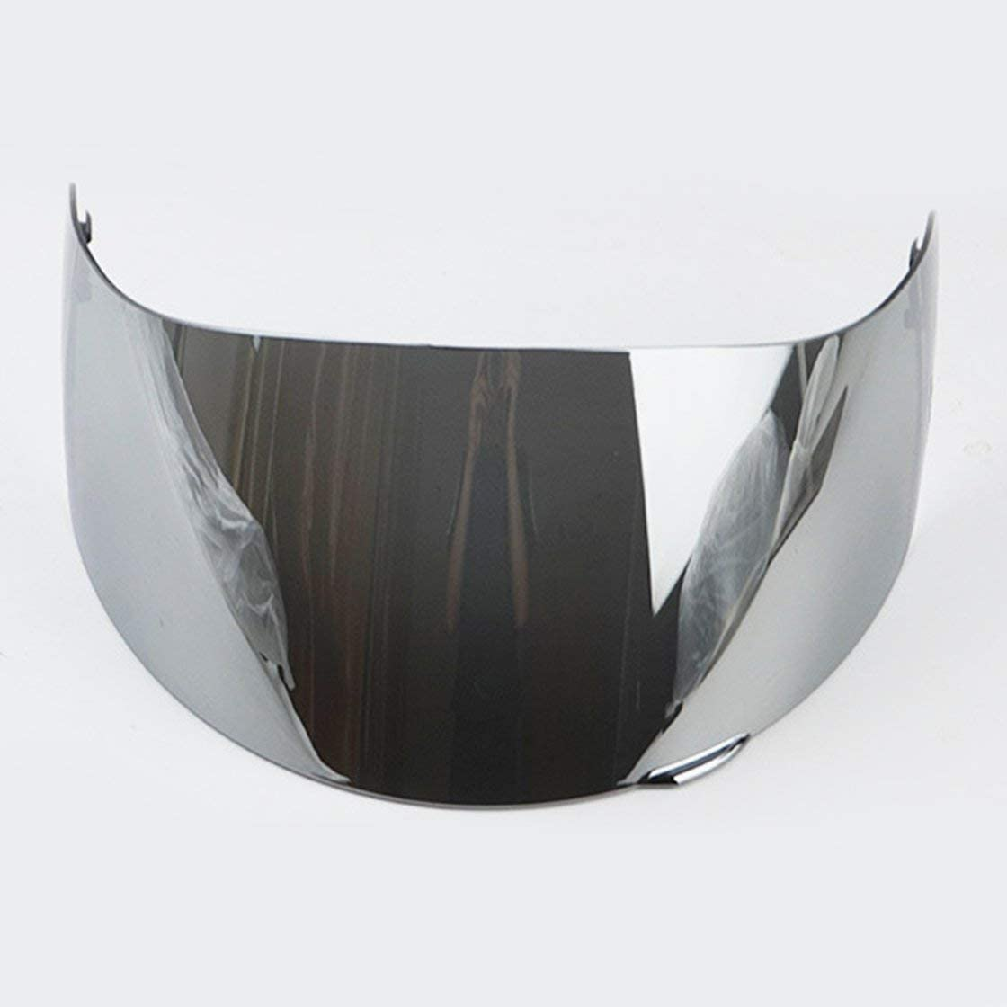 Heaviesk Lente di ricambio per casco per casco integrale per visiera del casco Visiera compatibile per casco 902 AGV K3 SV K5 K1