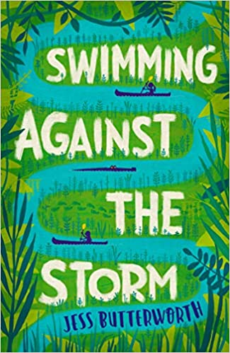 Image result for swimming against the storm