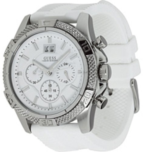 GUESS Boldly Detailed Sport Chronograph