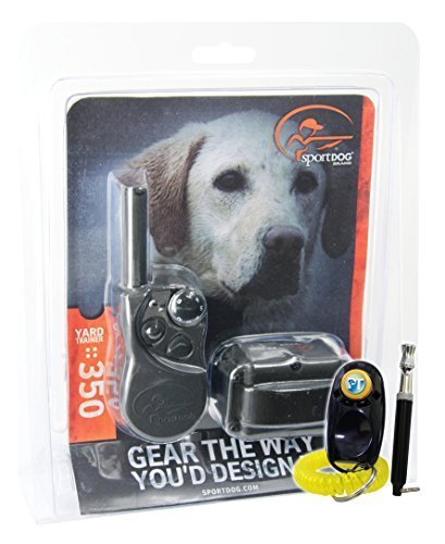 SportDog - SD-350 - Yard Trainer for Introductory and Advanced Training Waterproof Shock Collar
