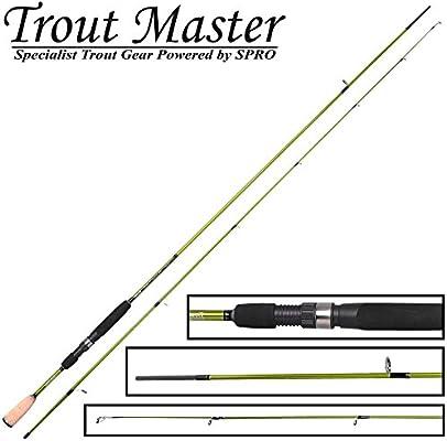 Trout Master Trema Trout UL 2,70 m 3 - 9 g - Caña de pescar ...