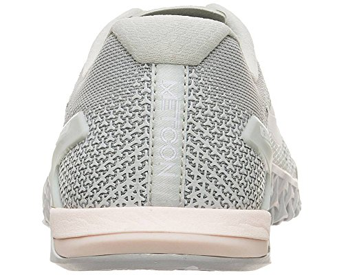 White 007 Light Chaussures NIKE de Running 4 Green Guava Multicolore WMNS Femme Silver Metcon Compétition Ice Mica aqaxP4zSw
