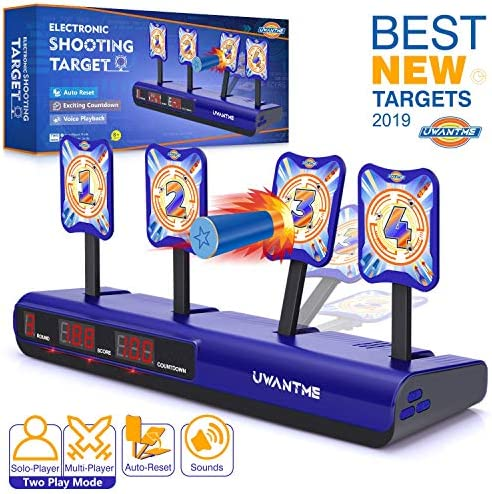 UWANTME Electronic Shooting Scoring Digital product image