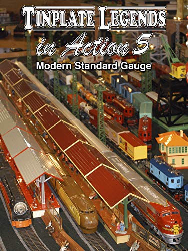 Tinplate Legends in Action 5: Modern Standard - Roundhouse Model Railroad