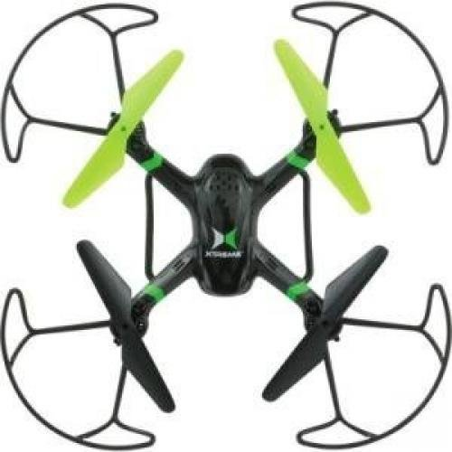 (Xtreme XDG61006BLK Mini Raptor 6 Axis Quadcopter Drone)