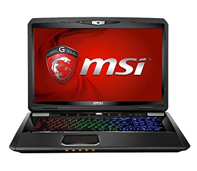 MSI GT70 Dominator-895 9S7-1763A2-895 17.3-Inch Laptop with nvidia 870m