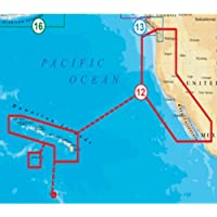 NAVIONICS NAV-MSD/912P+ / Platinum SD 912 US W. Coast & Hawaii
