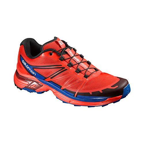 Salomon Wings Pro 2 Trail Running Shoes - AW16 Red A5yQ2aY