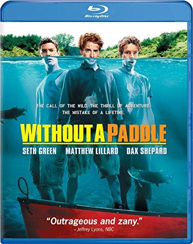 Without a Paddle [Blu-ray]]()