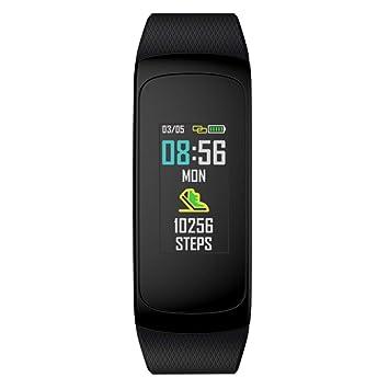 Annotebestus Zeblaze Plug C Fitness Tracker Smartwatch Reloj ...