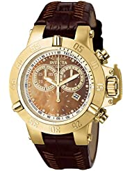 Invicta Womens 5502 Subaqua Collection Noma III Diamond Accented Chronograph Watch