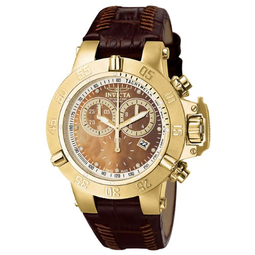 Invicta Women's 5502 Subaqua Collection Noma III Diamond Accented Chronograph Watch