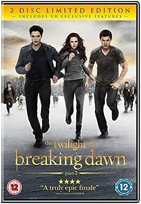 The Twilight Saga: Breaking Dawn - Part 2 2 Disc Limited Edition ...