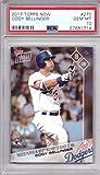 2017 Topps Now Baseball #270 Cody Bellinger Rookie Card Graded PSA 10 Gem Mint