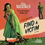 Find a Victim: A Lew Archer Novel | Ross Macdonald