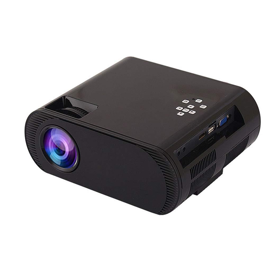 HongLianRiven Proyector portátil, 1024x768dpi, Negro: Amazon.es ...
