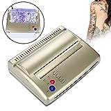 Professional A5 A4 Tattoo Transfer Copier Thermal Stencil Paper Printer Machine(US Plug)